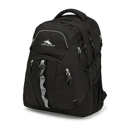 High Sierra Jarvis Backpack, One Size , Black