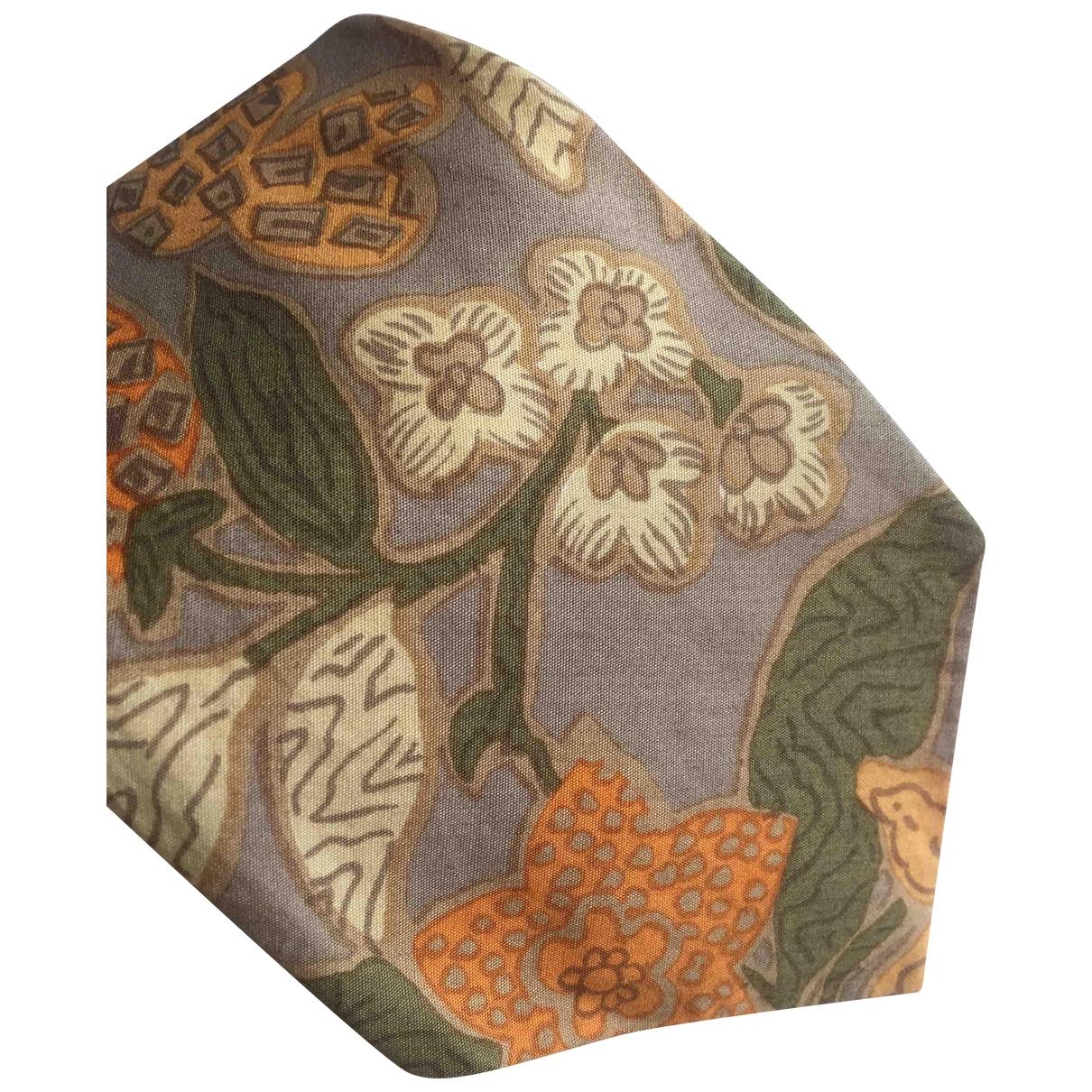 Kenzo \N Krawatten in  Bunt Baumwolle