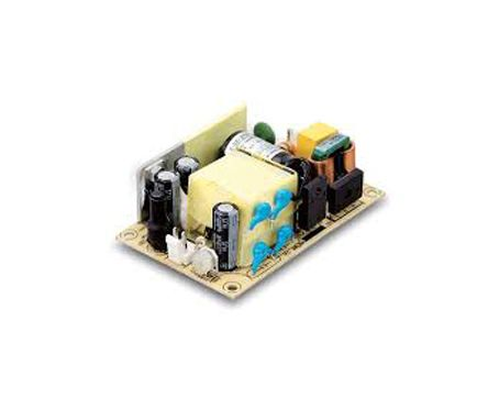 Mean Well , 30W Embedded Switch Mode Power Supply SMPS, 24V dc, Open Frame, Medical Approved