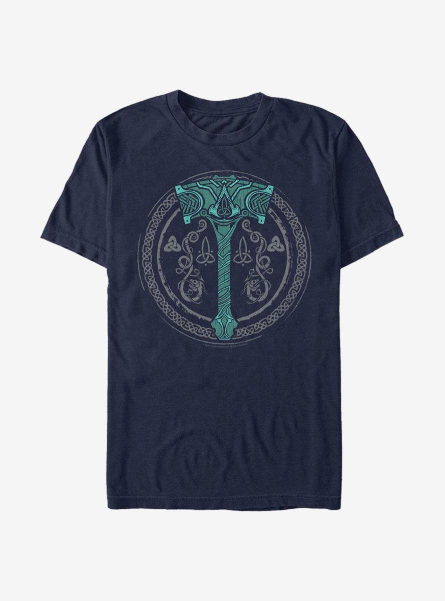 Assassin's Creed Valhalla Mjolnir T-Shirt