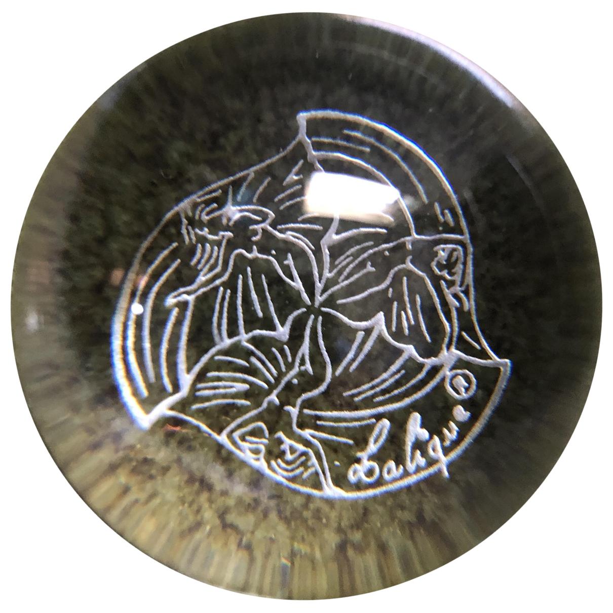 Pisapapeles de Cristal Lalique