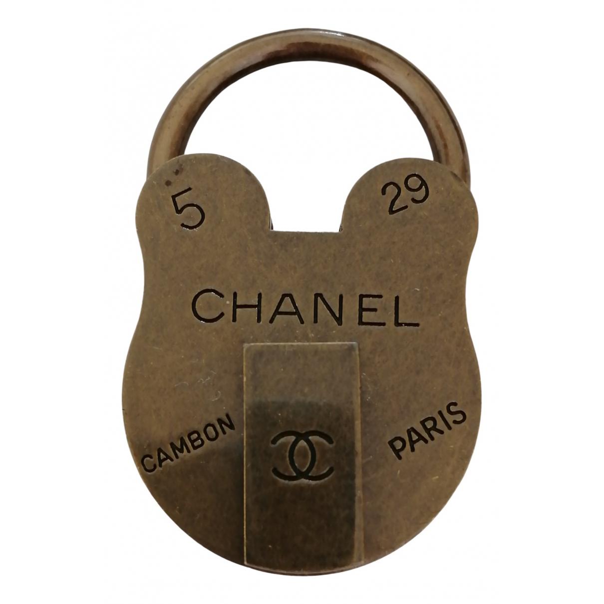 Chanel - Bijoux de sac   pour femme en metal