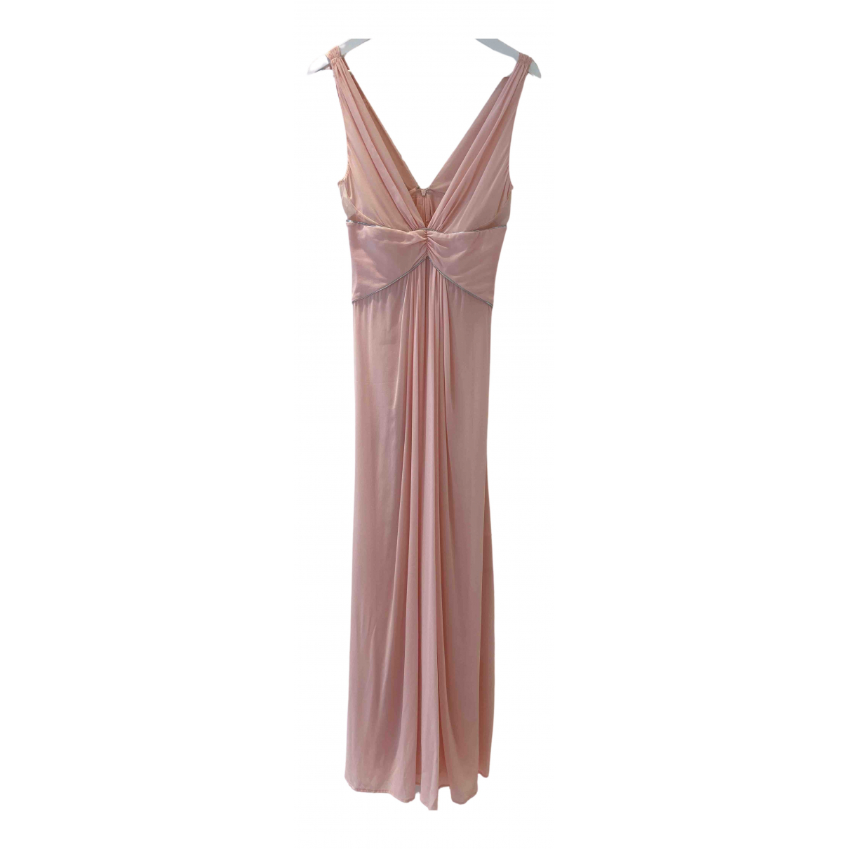 La Perla \N Kleid in  Rosa Seide