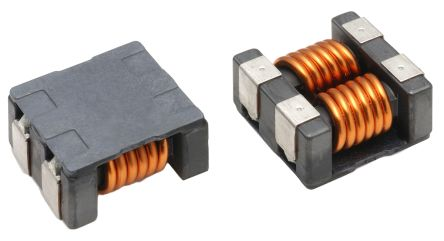 TDK SMD Common Mode Choke, 1.33uH, R006, 8A (2)