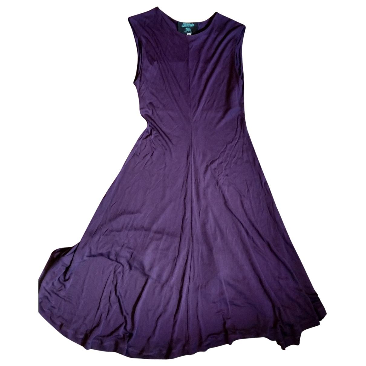 Jean Paul Gaultier - Robe   pour femme - violet