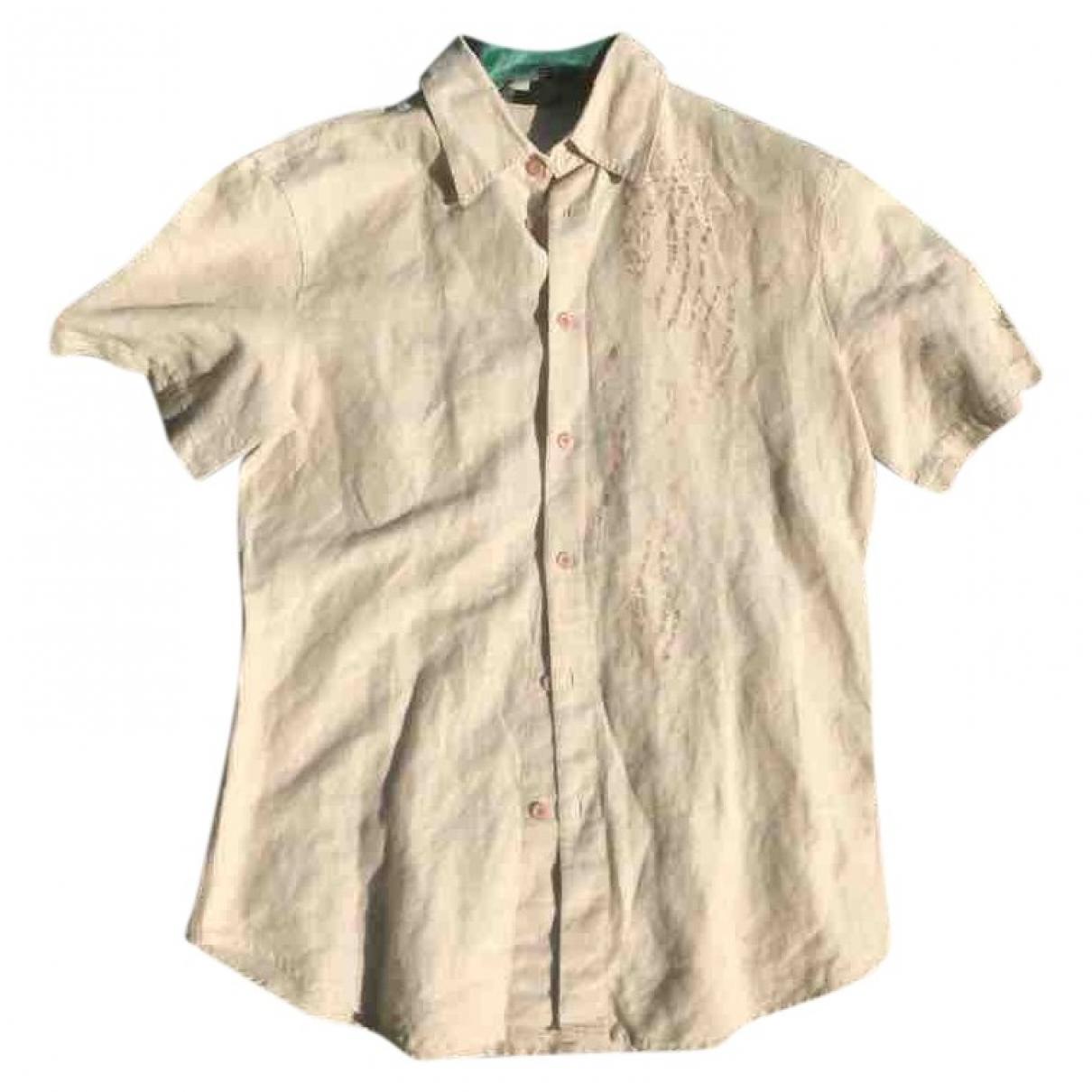Camisas de Lino Just Cavalli