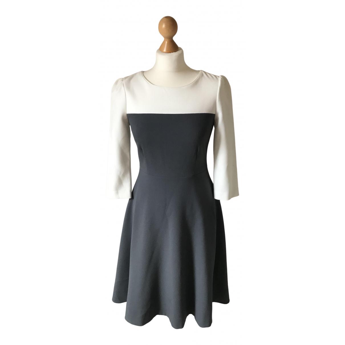 Kate Spade \N Kleid in  Grau Polyester