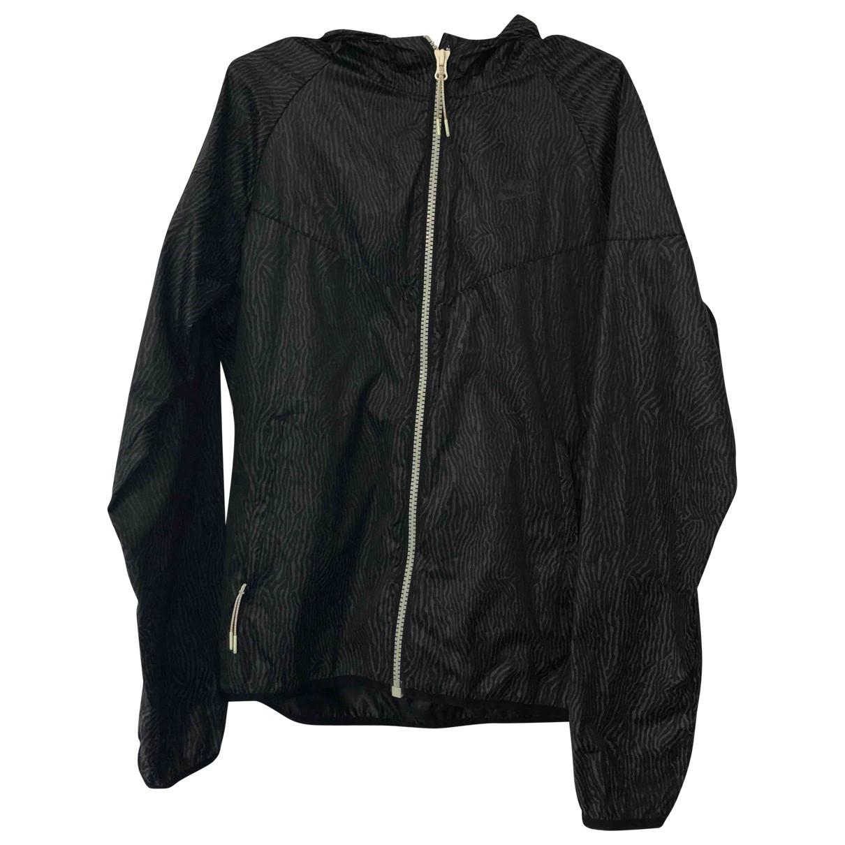Nike \N Jacke in  Bunt Polyester