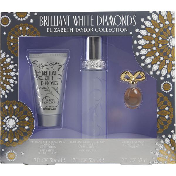 White Diamonds Brilliant - Elizabeth Taylor Geschenkbox 50 ml