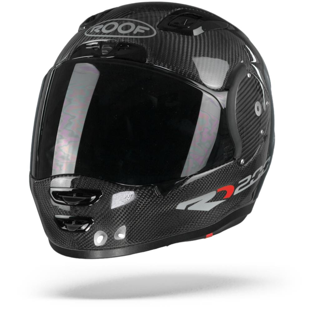 ROOF RO200 Carbon Casco Integral (Full Face) Brillante SM
