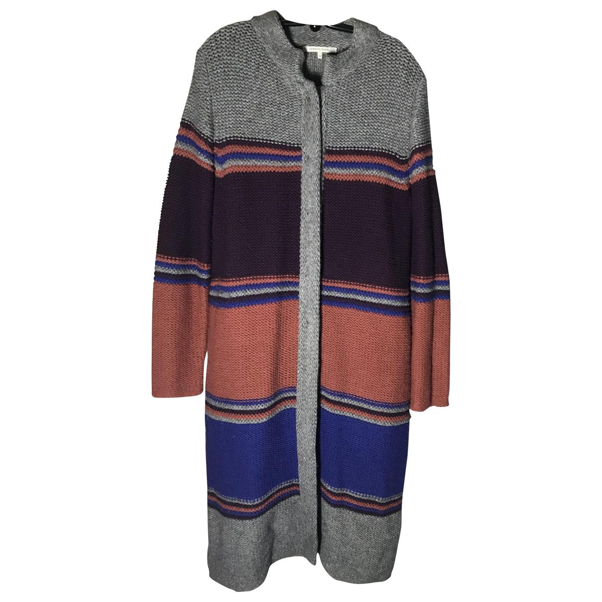 Gerard Darel - Pull   pour femme en laine - multicolore