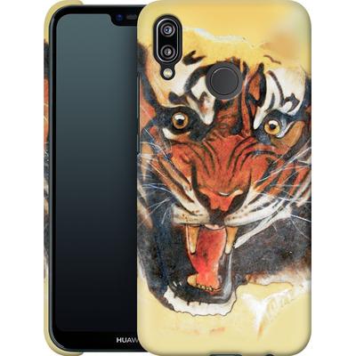 Huawei P20 Lite Smartphone Huelle - Tiger von Kaitlyn Parker