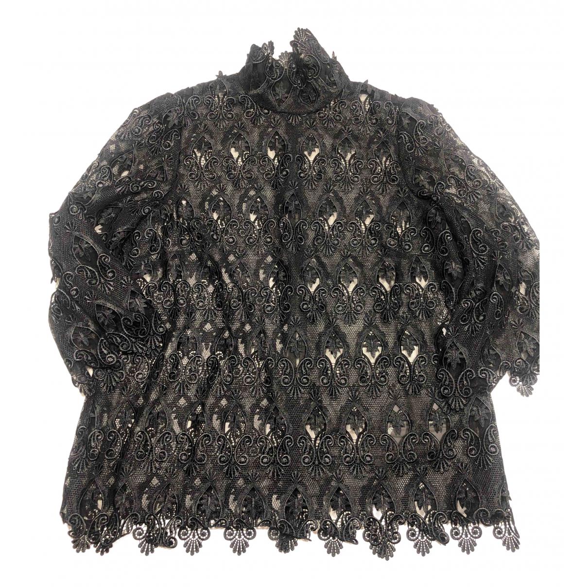 Dolce & Gabbana - Top   pour femme - noir
