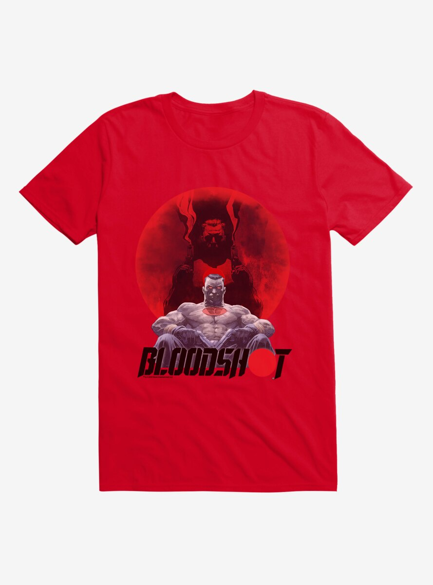 Bloodshot Blood Reflection T-Shirt