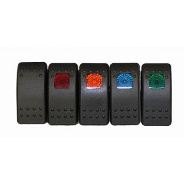 ModQuad RS-GREEN Rocker Switch Green Light