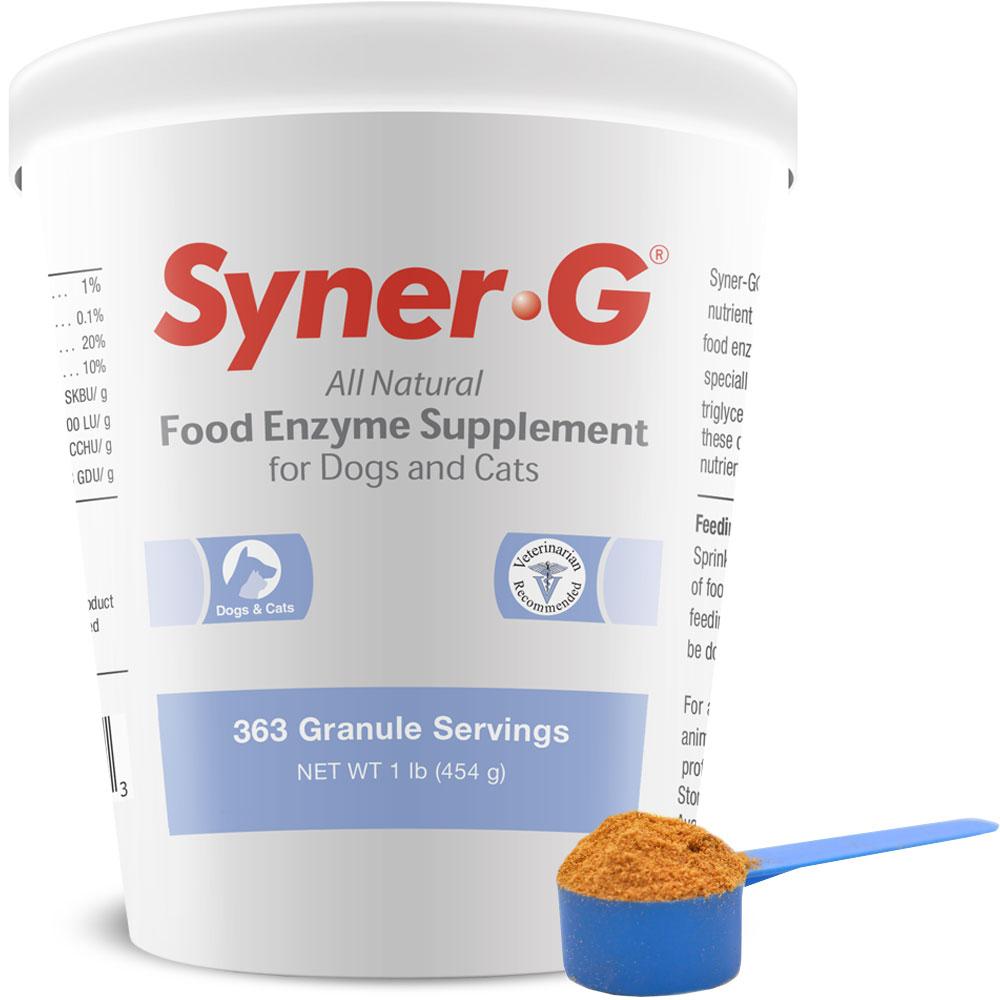 Syner-G Digestive Enzymes Granules (454 g)