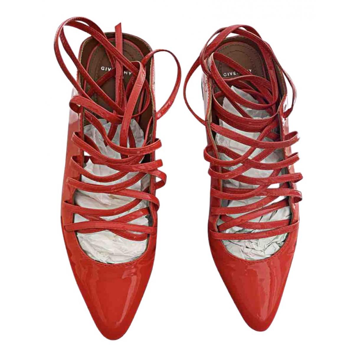 Bailarinas de Charol Givenchy