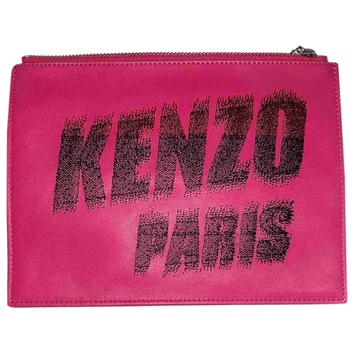 Pochette de Cuero Kenzo