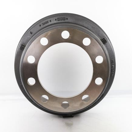Accuride 3598X - Standard Premium Brake Drum, Cast Iron, Outboard, ...