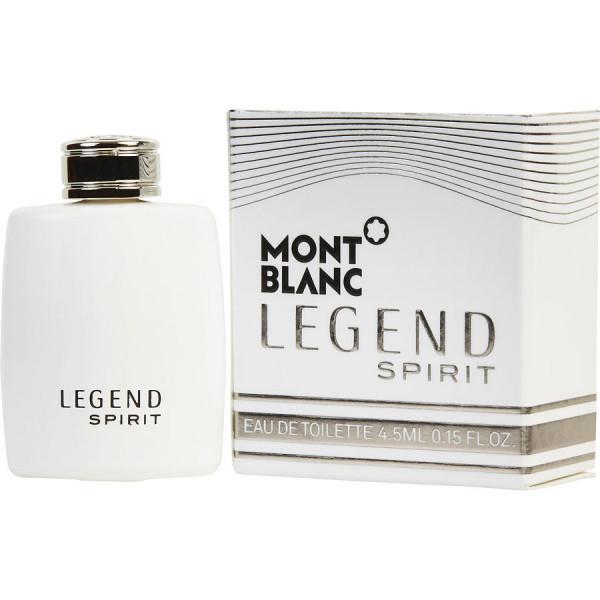 Legend Spirit - Mont Blanc Eau de toilette 5 ML