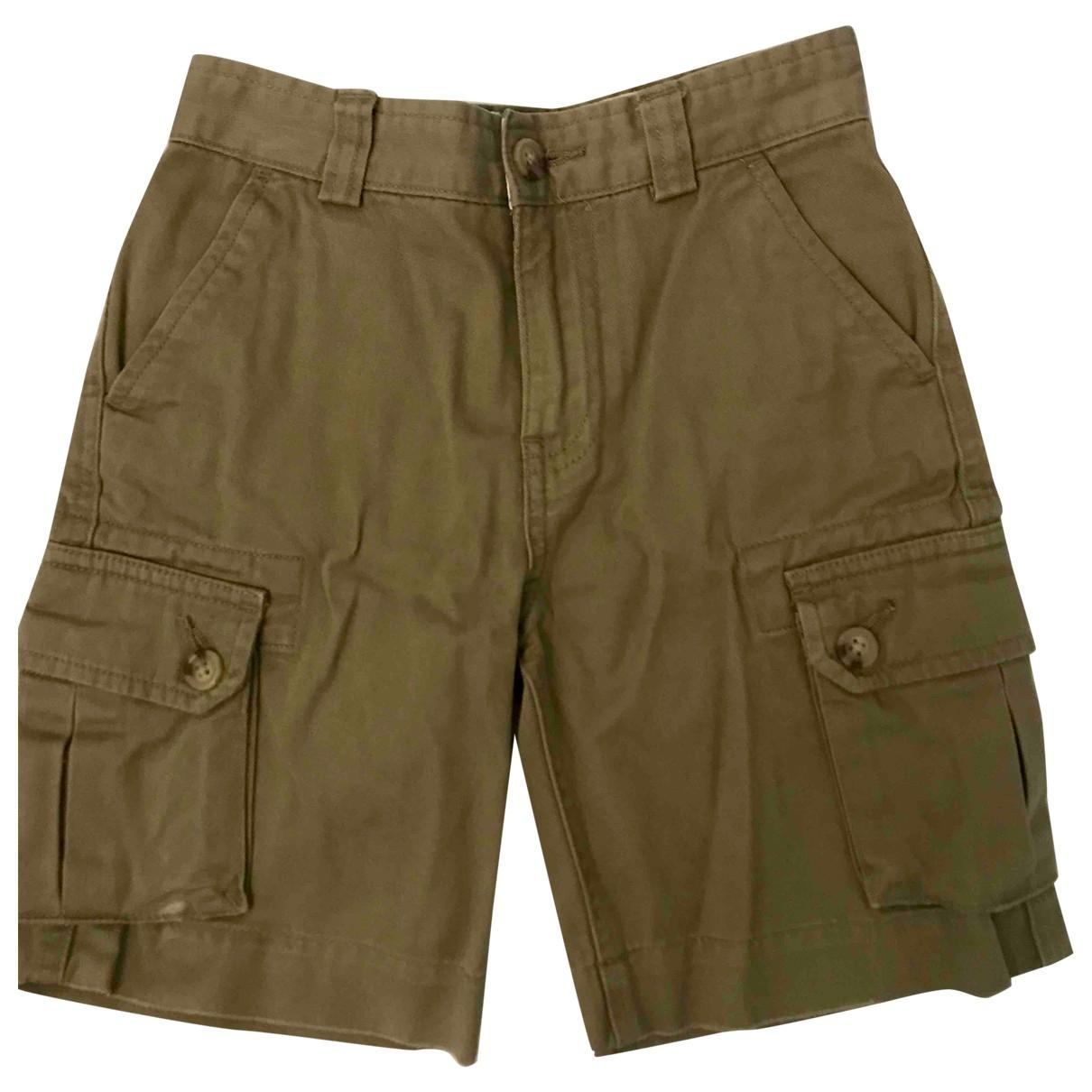 Polo Ralph Lauren \N Shorts in  Khaki Baumwolle