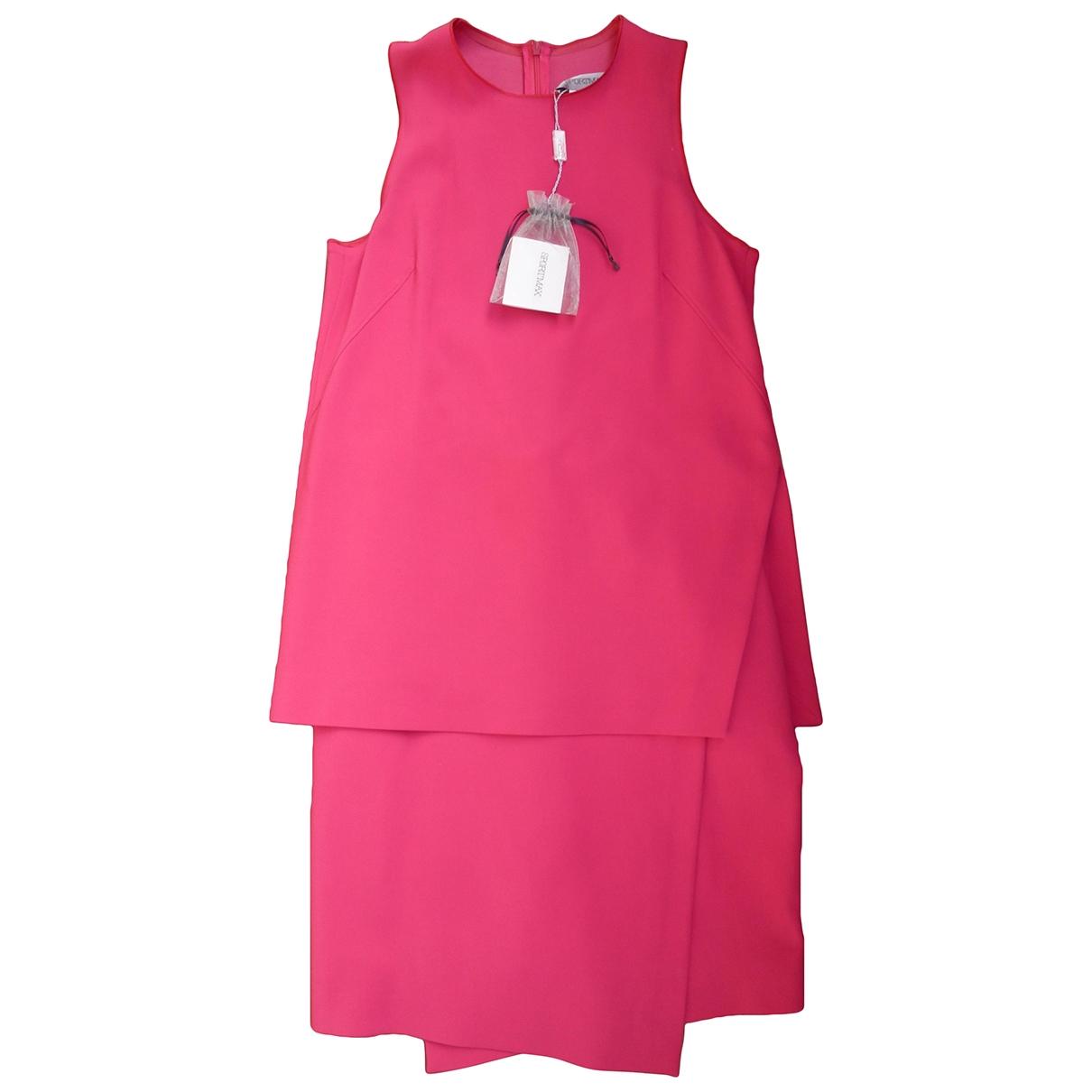 Sport Max - Robe   pour femme - rose