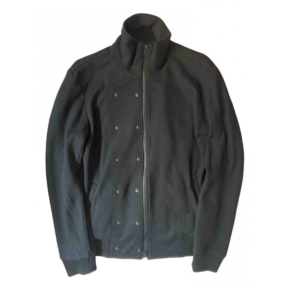 Y-3 N Black Wool jacket for Women S International