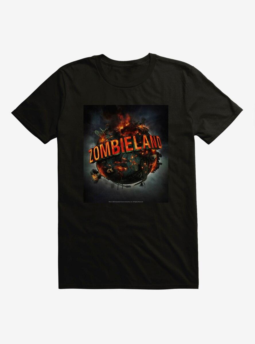Zombieland Poster T-Shirt