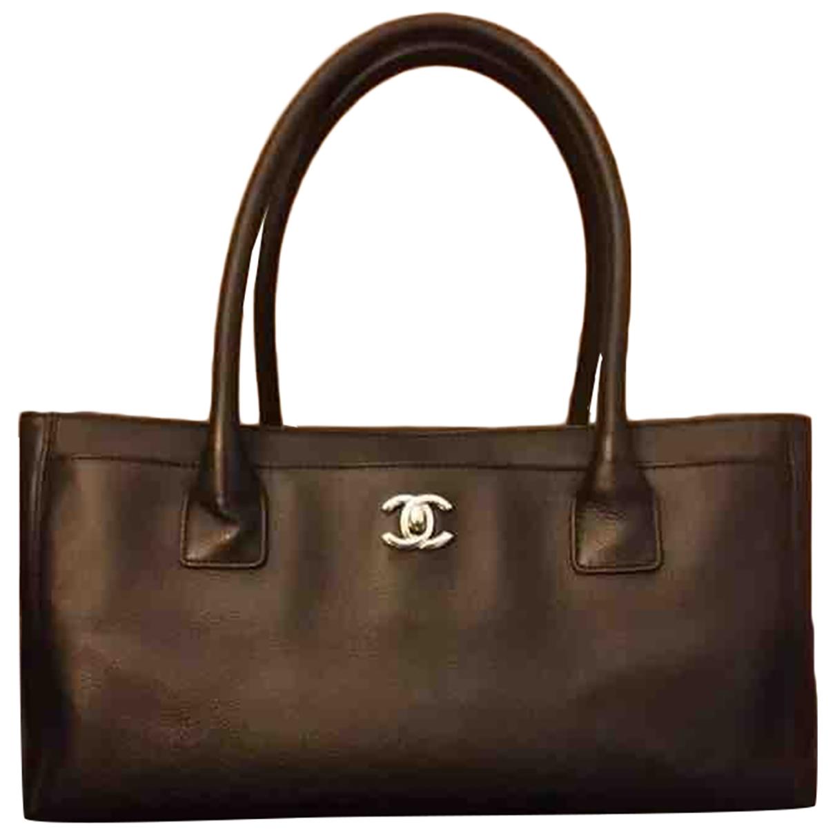 Bolso  Executive de Cuero Chanel
