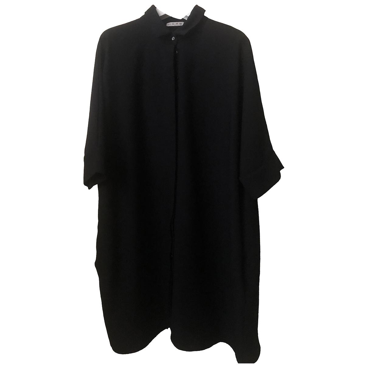 Hope \N Black dress for Women S International