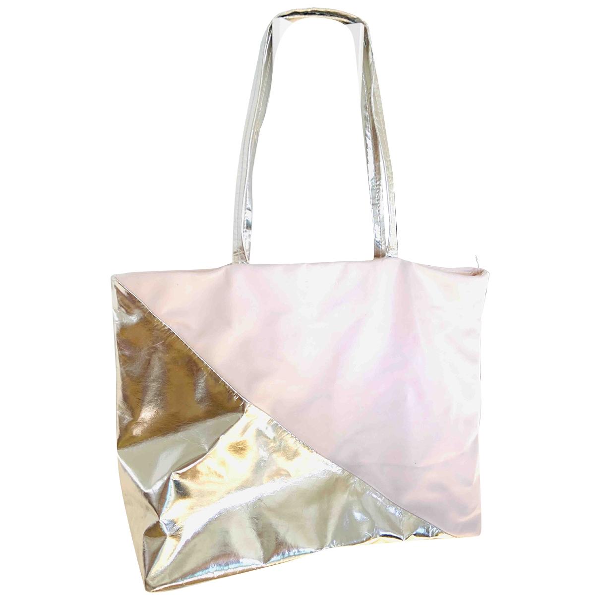 Calvin Klein \N Pink handbag for Women \N
