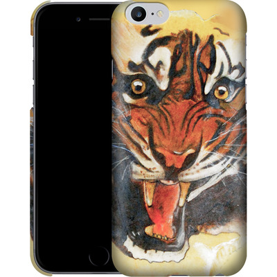 Apple iPhone 6s Plus Smartphone Huelle - Tiger von Kaitlyn Parker