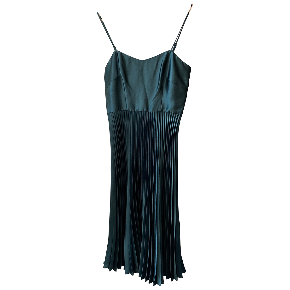 Whistles \N Kleid in  Gruen Polyester