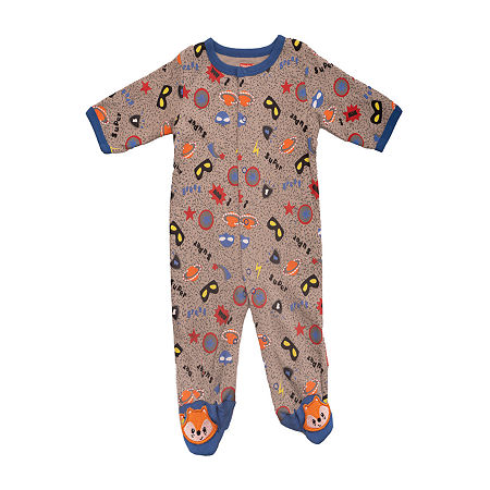 Fisher-Price Baby Boys Sleep and Play, 3-6 Months , Gray