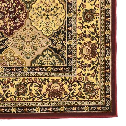 RUGPT1881 8 x 10 Rectangle Area Rug in