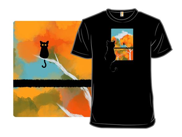 Autumn Luv T Shirt