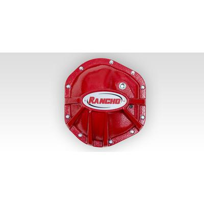 Rancho Dana 44 Cast Iron Cover Red - RS6209