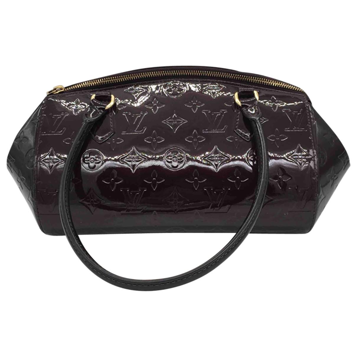 Bolso  de Charol Louis Vuitton