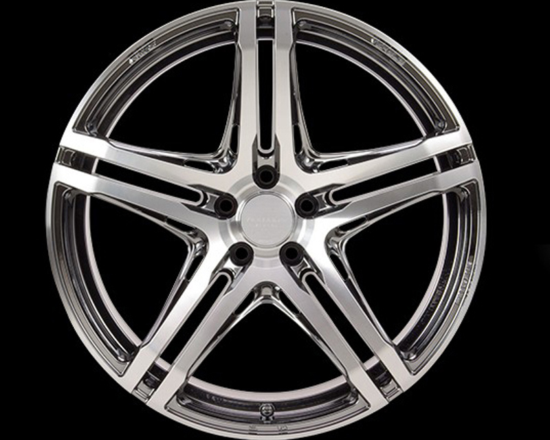 Rays Wheels TJ328ESAJ Chromo Ibrido Variance V.V.52S Wheel 19x9 5x114.3 45mm