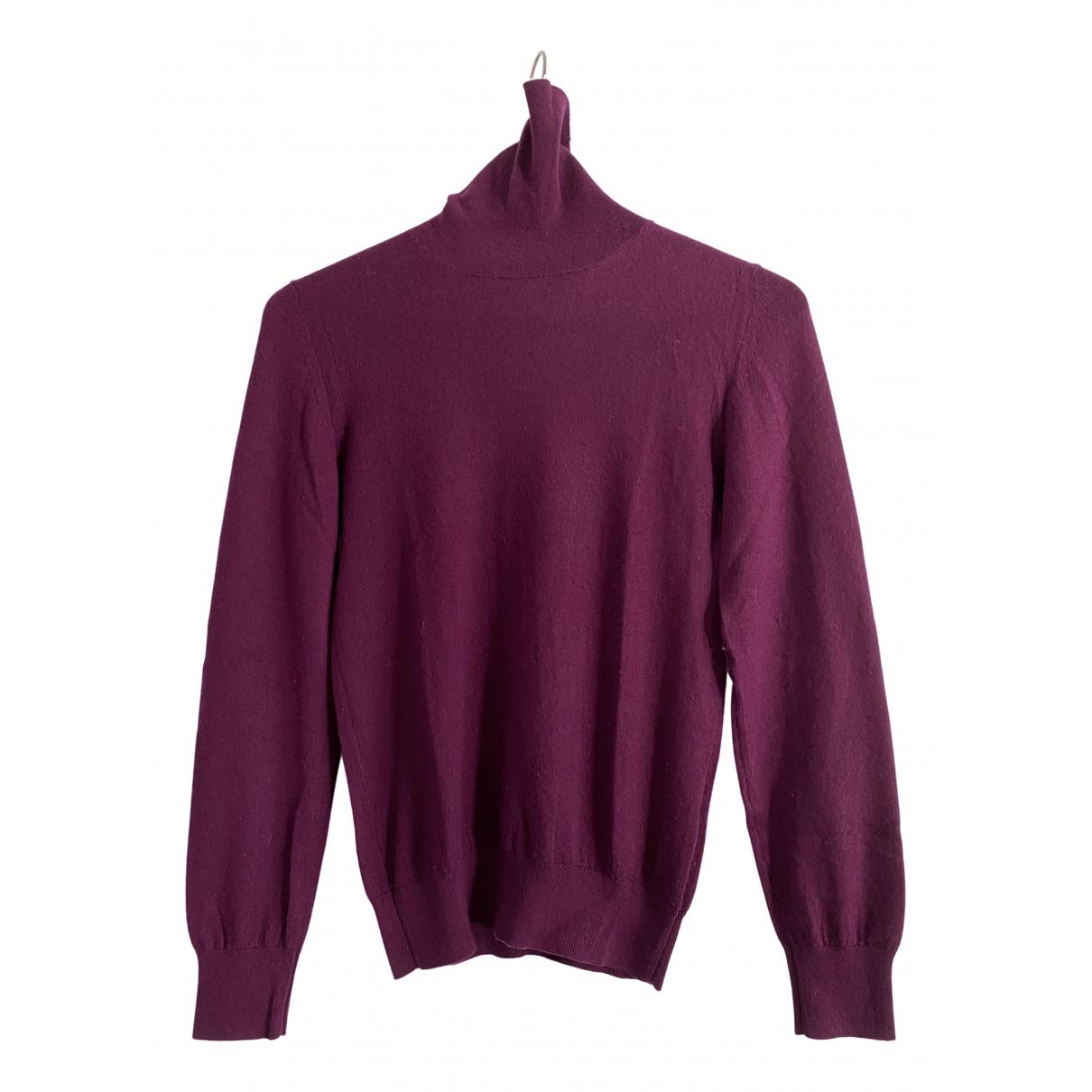Loro Piana - Pull   pour femme en cachemire - violet