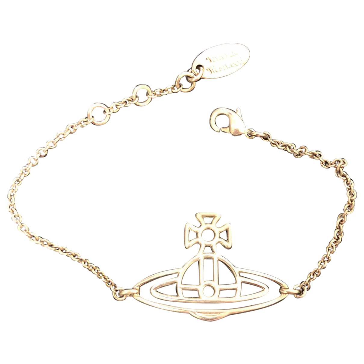 Vivienne Westwood - Bracelet   pour femme en acier