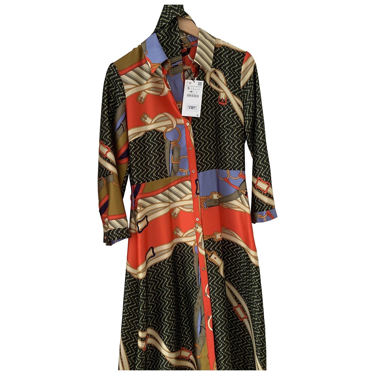 Zara \N Multicolour dress for Women S International
