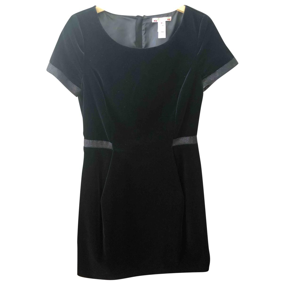 Bonpoint \N Black Velvet dress for Women M International