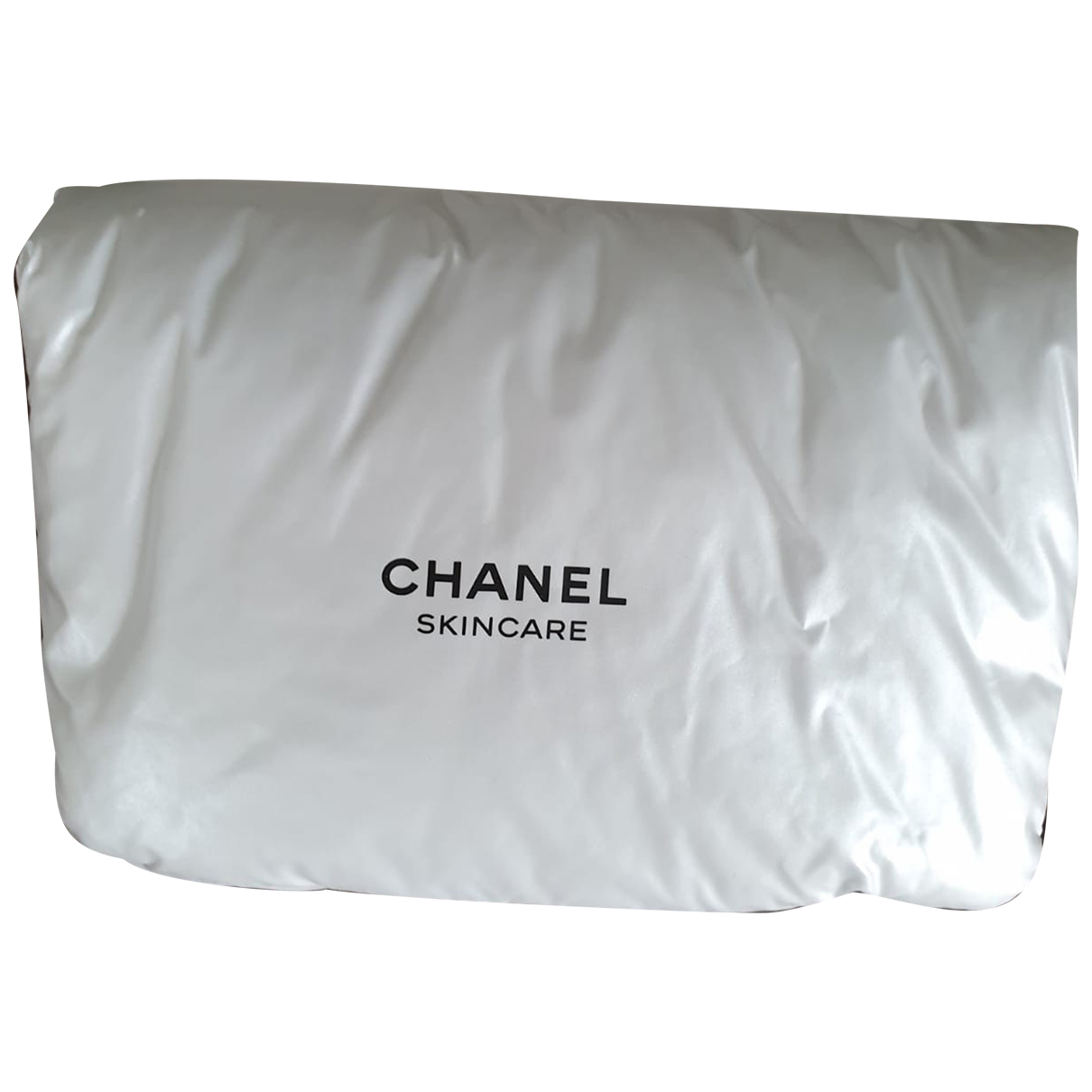 Chanel N White Cotton Purses, wallet & cases for Women N