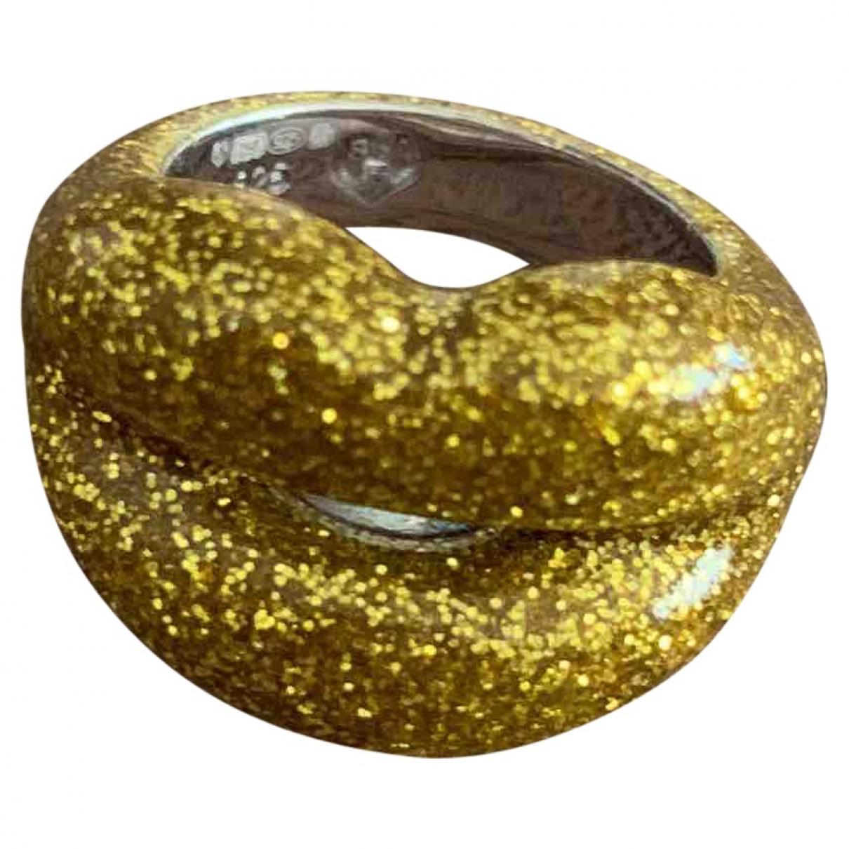 Solange Azagury-partridge \N Gold Metal ring for Women \N