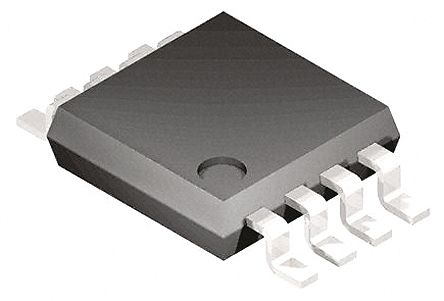 Infineon BTS3408GXUMA2, Dual-Channel Intelligent Power Switch, Low Side, 0.55A, 60V 8-Pin, DSO (10)