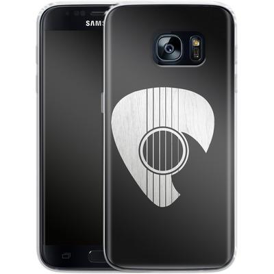 Samsung Galaxy S7 Silikon Handyhuelle - Strum von ND Tank