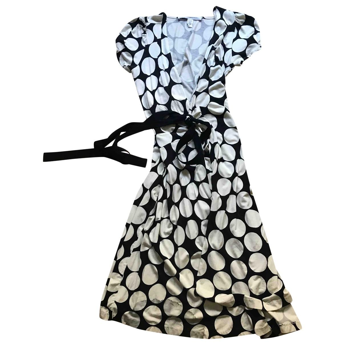 Diane Von Furstenberg \N Black dress for Women 4 US