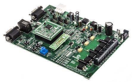 Microchip DM330021-2 dsPICDEM MCLV-2 BLDC Motor