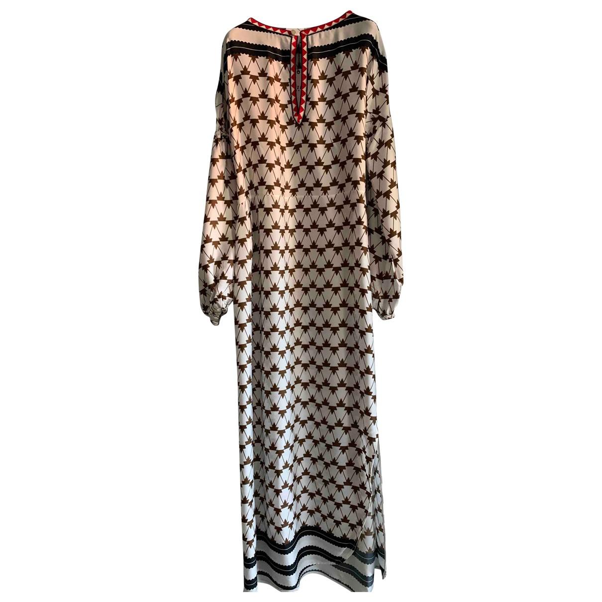 Bazar Deluxe \N Kleid in Seide